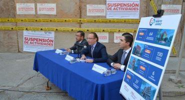 En la alcaldía Benito Juárez fueron sancionadas 414 obras por irregularidades
