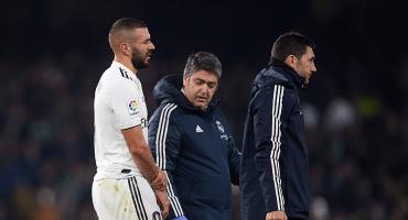La buena: Benzema jugará ante Sevilla; la mala: después irá al quirófano