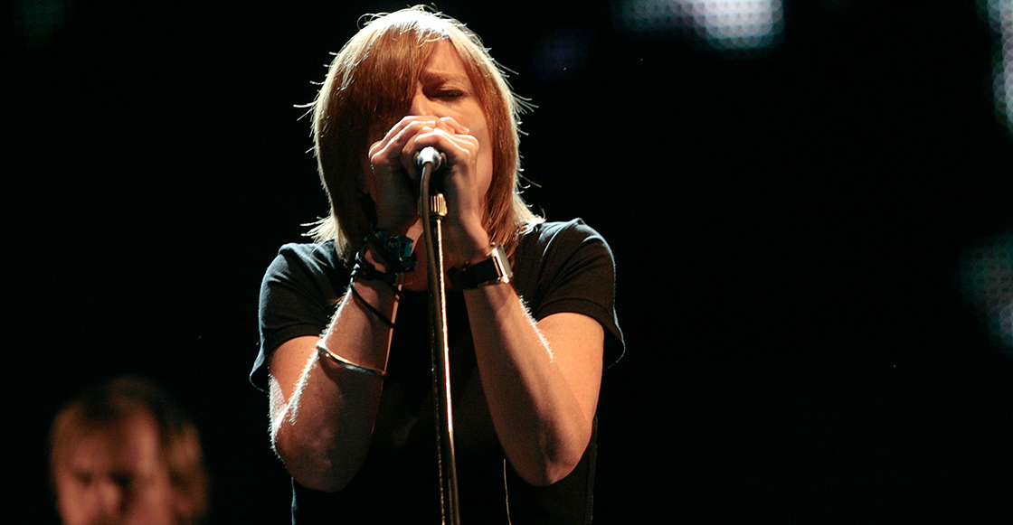 Portishead sigue ausente, pero Beth Gibbons lanzará un nuevo disco