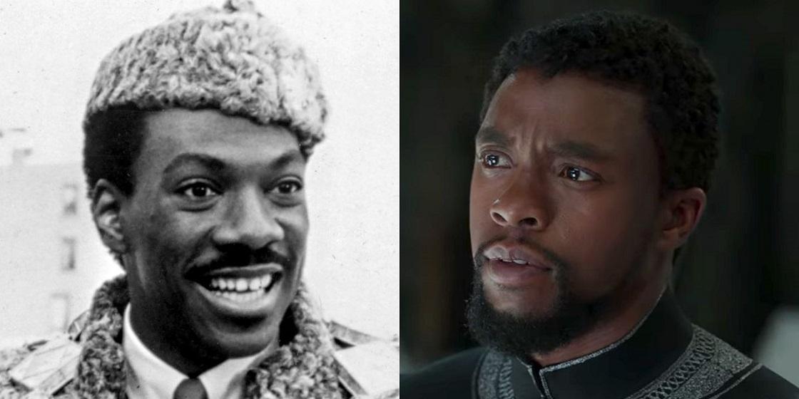Coming to America - Comparación con Black Panther