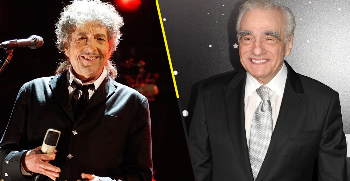Martin Scorsese dirigirá el nuevo documental de Netflix sobre Bob Dylan