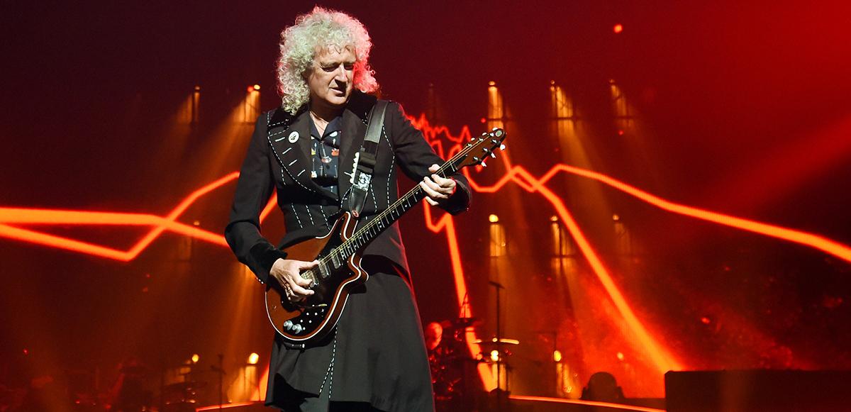 Brian May (de Queen) lanza su primer sencillo como solista después de 20 años