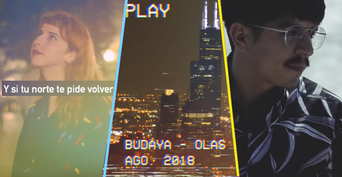 """Está bien dejar ir: Escucha """"Olas"""", la nueva rola de Budaya que llega con lyric video"""