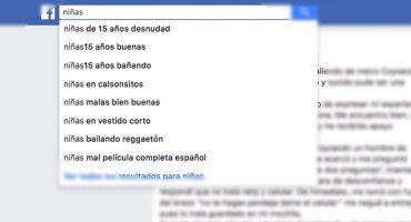 ¡¿Qué rayos, México?! Esto es lo que te sale en el buscador de Facebook cuando escribes