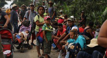 Reportan una nueva caravana migrante preparándose para salir de Honduras rumbo a EEUU