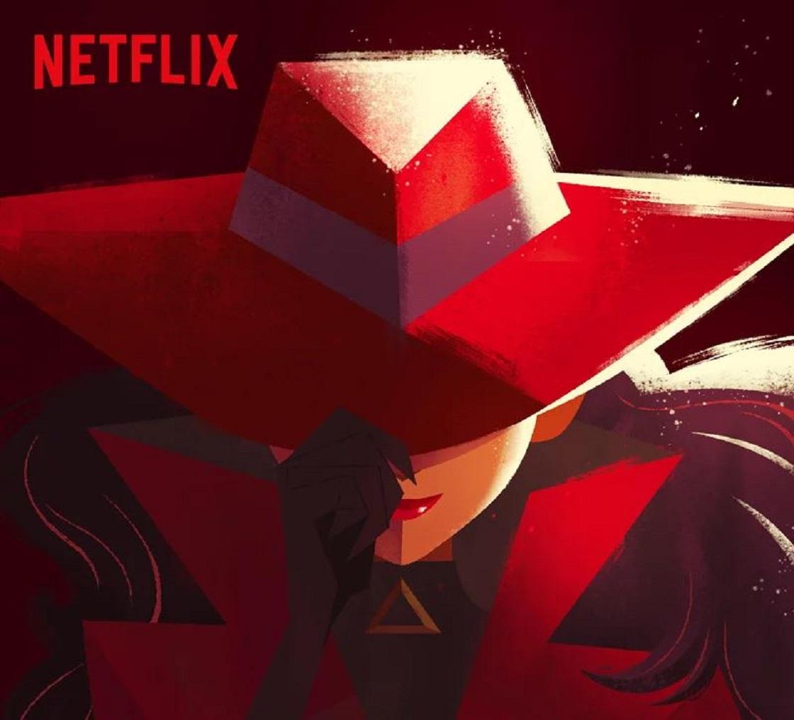 Carmen Sandiego - Serie de Netflix