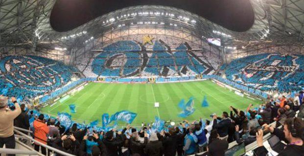 Un petardo hizo que cerraran el Estadio del Olympique de Marsella
