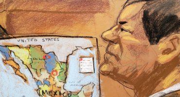 Estas fueron las 5 declaraciones más fuertes que escuchamos en el juicio del Chapo
