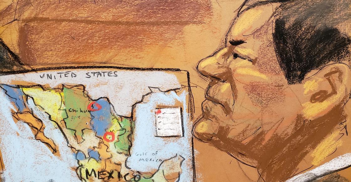 ¿Cómo vivía el Chapo mientras se escondía en la sierra de Sinaloa?