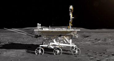 China logró que una semilla germinara en la parte más lejana de la Luna