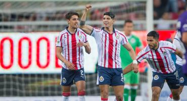 Chivas vuelve a ser líder absoluto de la Liga MX después de dos años
