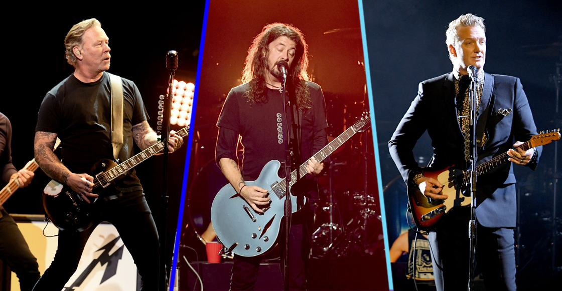 Revive las presentaciones de Metallica, Foo Fighters, y Soundgarden en el concierto tributo a Chris Cornell 🎸