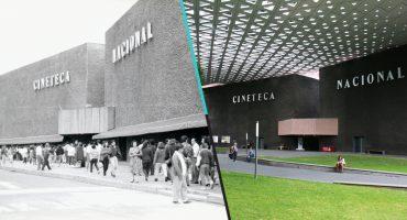 Un incendio y una remodelación: Cineteca Nacional cumple 45 años de resguardar lo mejor del cine