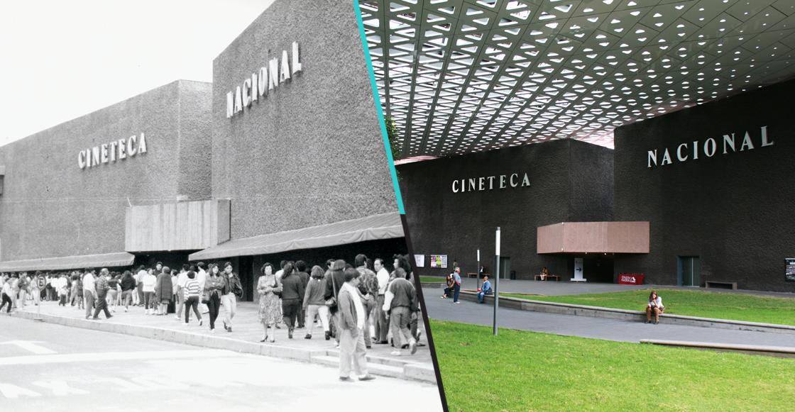 Cineteca Nacional cumple 45 años de resguardar lo mejor del mundo del cine