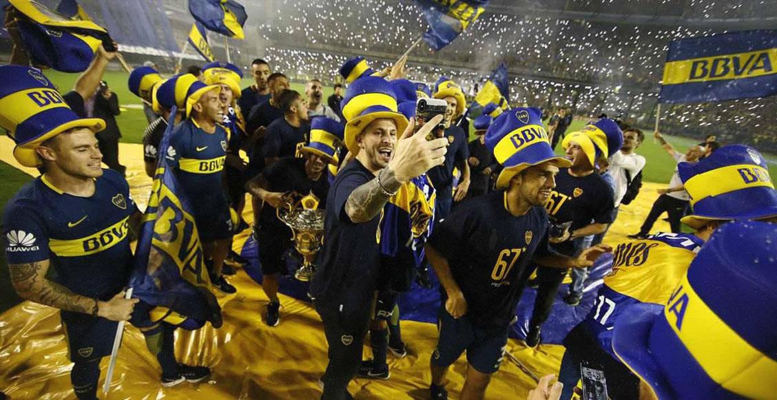 ¡Pelea a billetazos! Club de China estaría por llevarse a 3 'cracks' de Boca Juniors en paquete