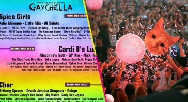 ¿El line up ideal? Checa estos carteles falsos (y geniales) del Coachella 2019