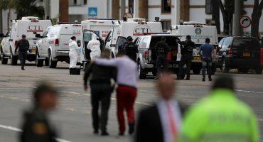 Ejército de Liberación Nacional se adjudica atentado con coche bomba en Bogotá, Colombia