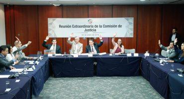 Comisión de Justicia del Senado aprueba a 27 aspirantes para Fiscal General de la República