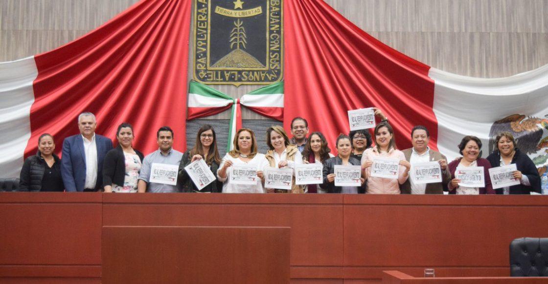 Legisladores del Congreso de Morelos