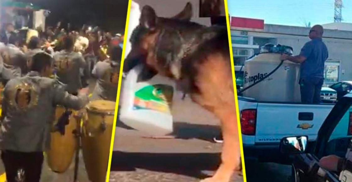 Cosas extrañas que sucedieron en gasolineras de México