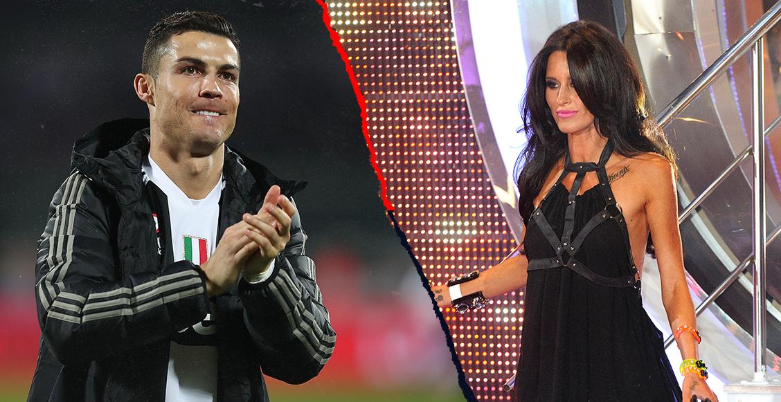 Modelo británica se une a las acusaciones de violación en contra de Cristiano Ronaldo