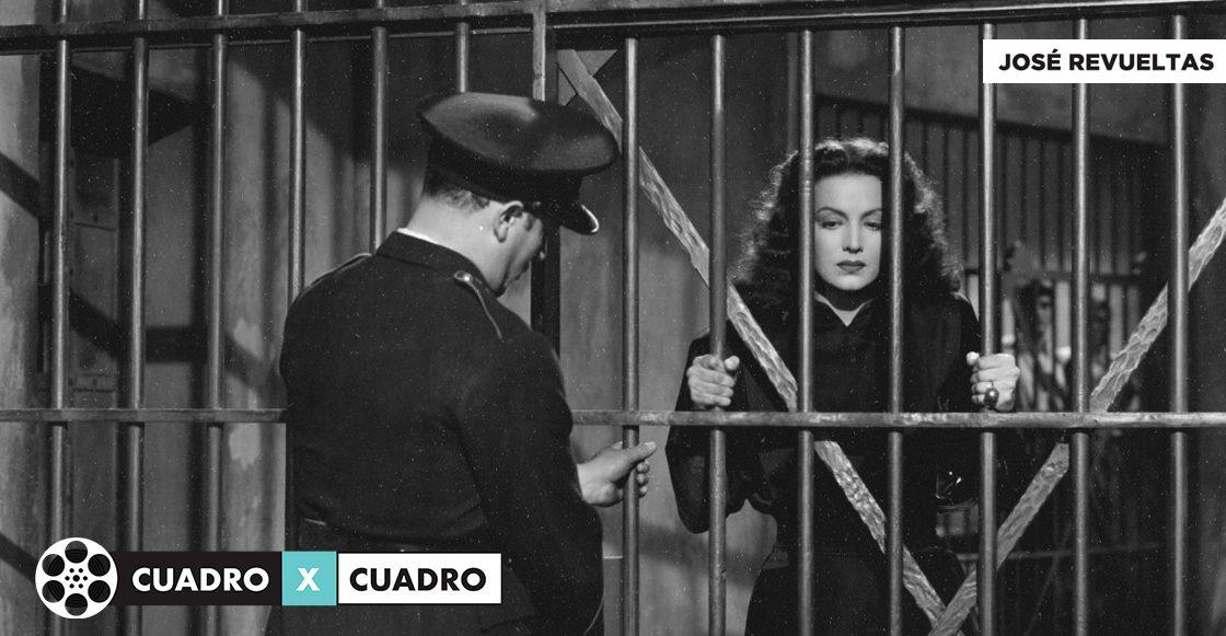 CuadroXCuadro: 'La diosa arrodillada' y el erotismo de un beso en el cine mexicano