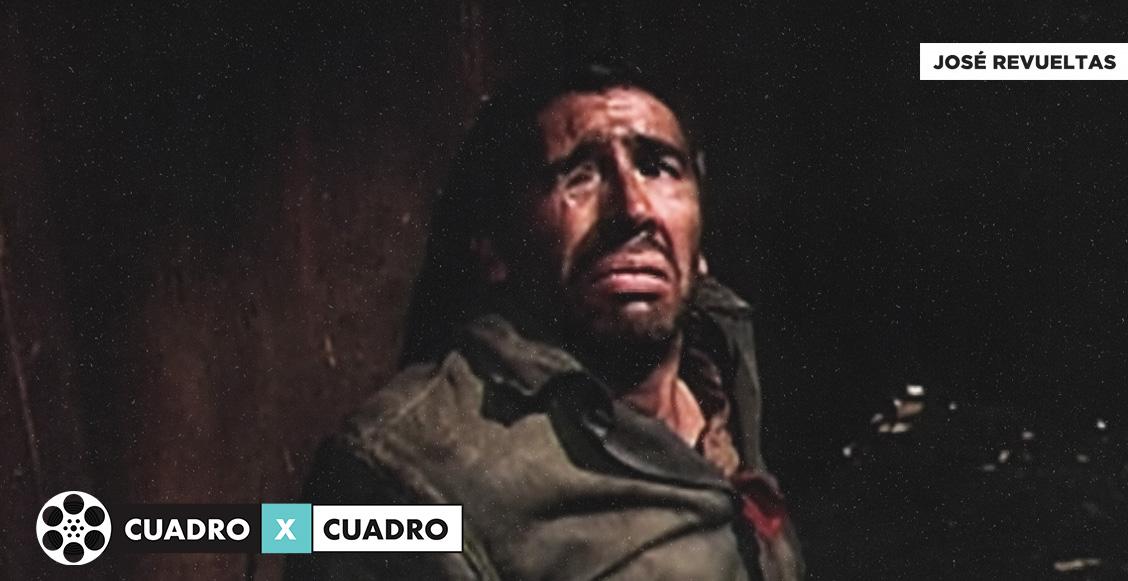 CuadroXCuadro: 'El apando' de Cazals y el cine mexicano en servicio de la cruda realidad