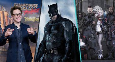 Hello darkness? Ben Affleck dejará de ser Batman, James Gunn y más anuncios de DC