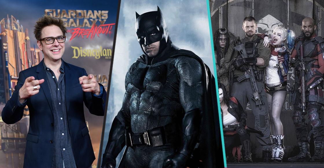 Hello darkness? Ben Affleck dejará de ser Batman y más anuncios de DC