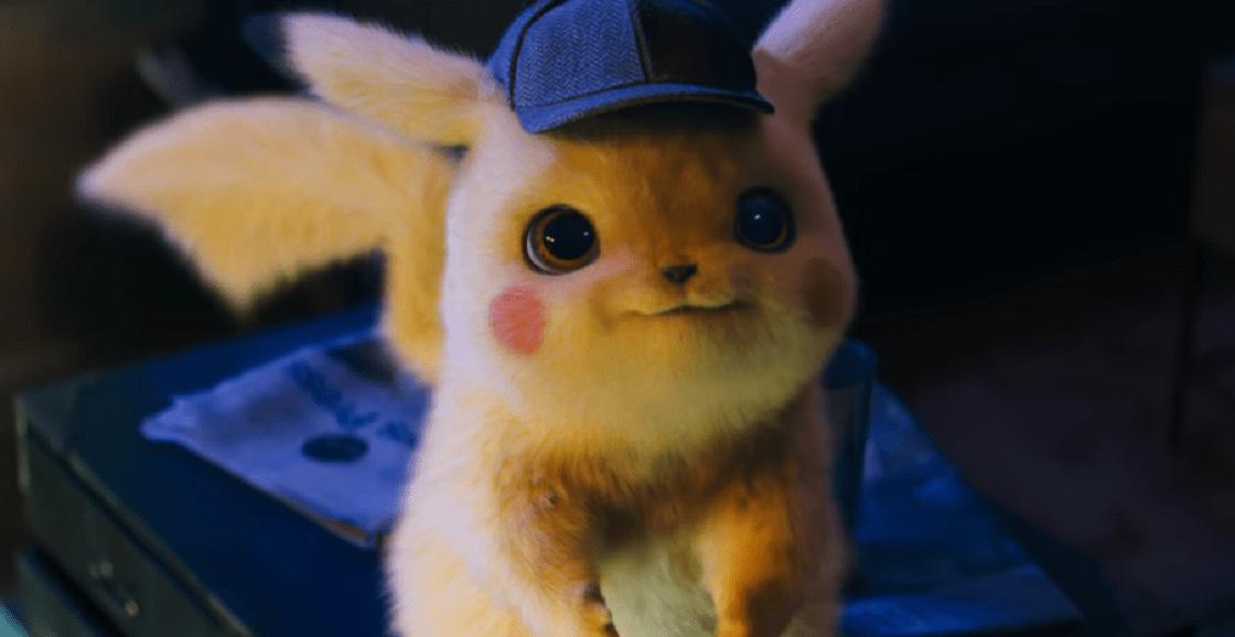 Detective Pikachu - Película