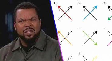 Internet se divide (una vez más) con la forma correcta de dibujar una 'X'