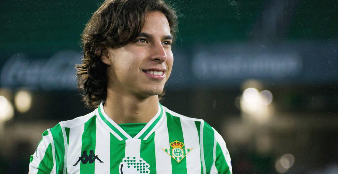 Diego Lainez debutó con el Betis y así les fue ante el Girona