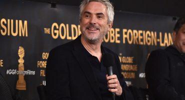 Previo a los Golden Globes, ¡Alfonso Cuarón gana 3 premios en la NSFC!