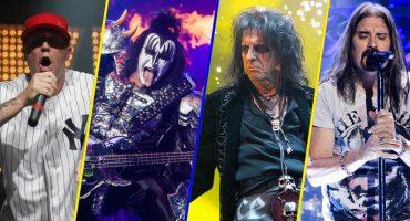 Domination: ¡El nuevo festival de metal que traerá a Kiss, Alice Cooper, Limp Bizkit, y más!