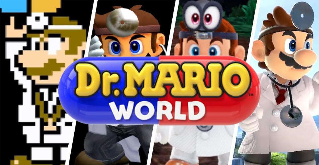 Nostalgia total: ¡Dr. Mario de Nintendo llegará a los smartphones en verano de este año!