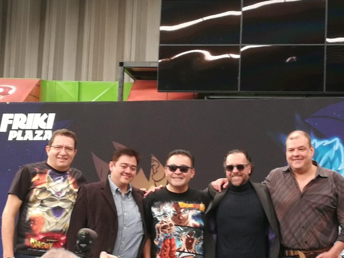 Dragon Ball Super: Broly- Actores de doblaje