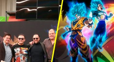 'Dragon Ball Super: Broly': Un regalo del talento a sus fans
