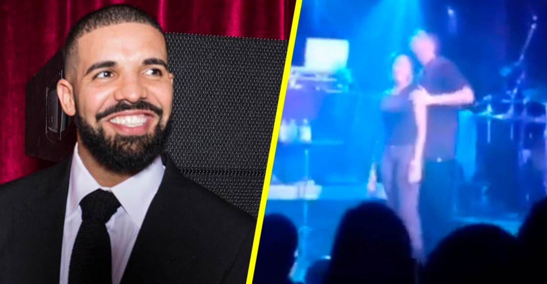 Revelan video de Drake besando y tocando a una menor de edad en 2010