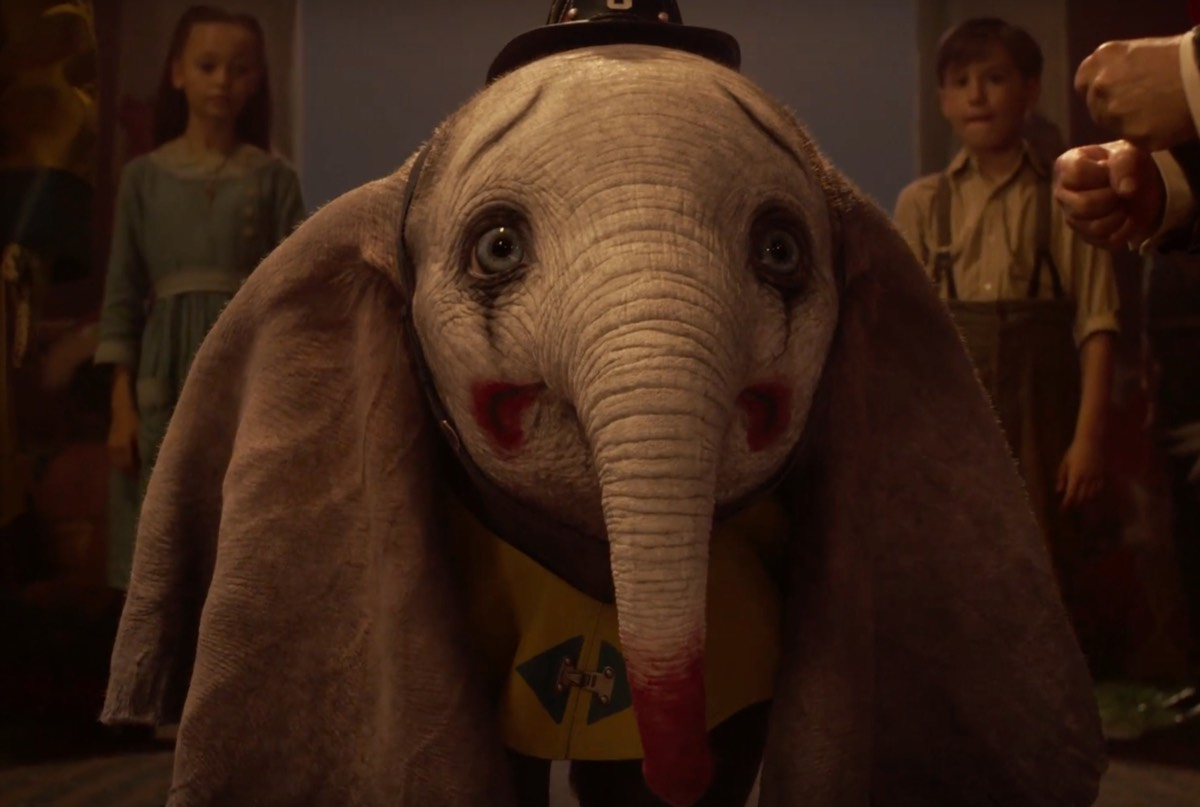 Circus Parade! Checa estos pósteres del live action de 'Dumbo' de Tim Burton