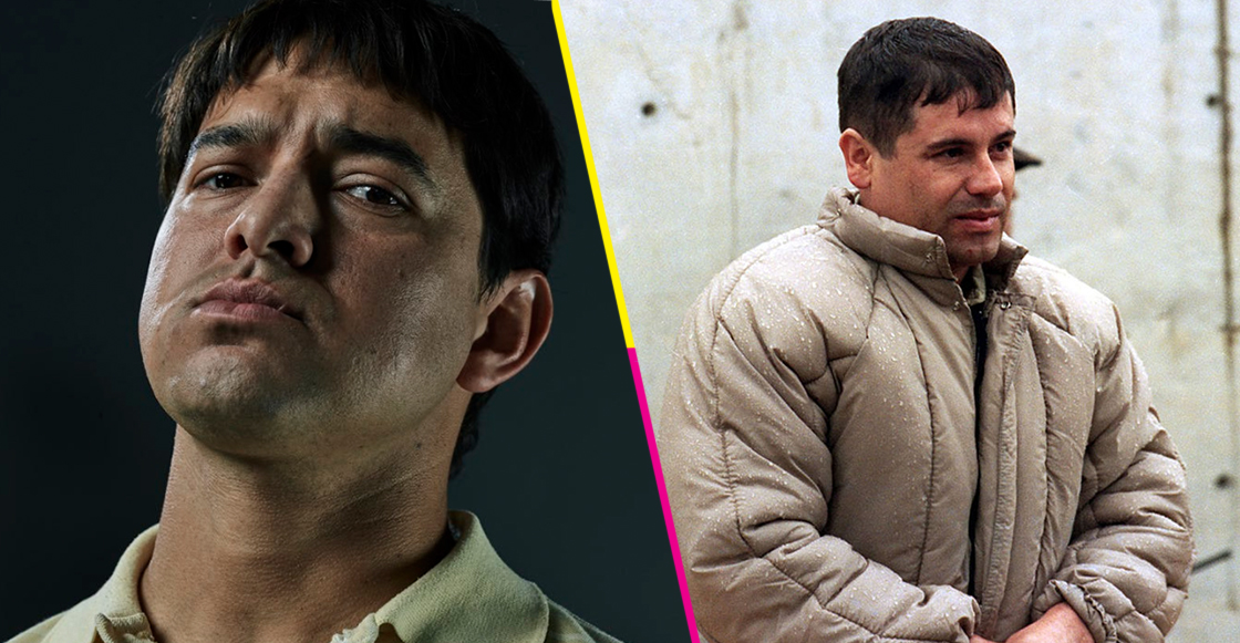 Chapoception: Actor que interpreta al Chapo en