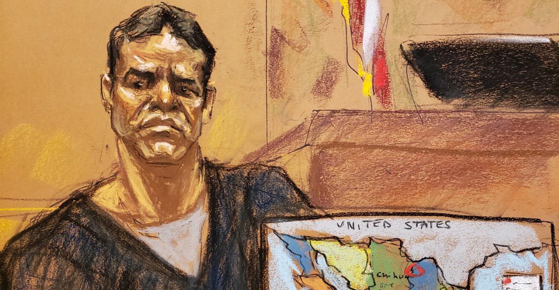 En su último día declarando, el Vicentillo afirma que el Chapo no es su enemigo