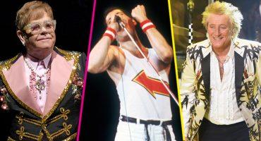 ¡¿Por qué no pasó esto?! Elton John, Freddie Mercury y Rod Stewart alguna vez consideraron formar una banda