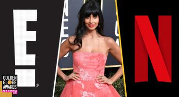 Como cuando E! Entertainment se equivoca en los Golden Globes 2019 y Netflix lo trollea