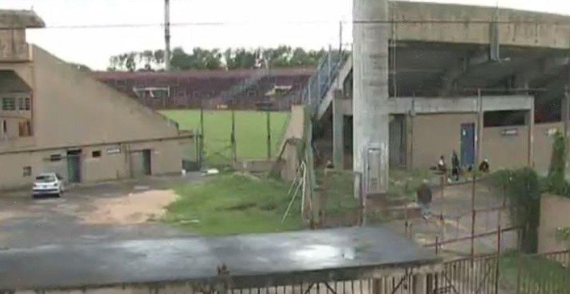 Explosión dejó a tres heridos en el Club Deportivo Español debido a fuga de gas