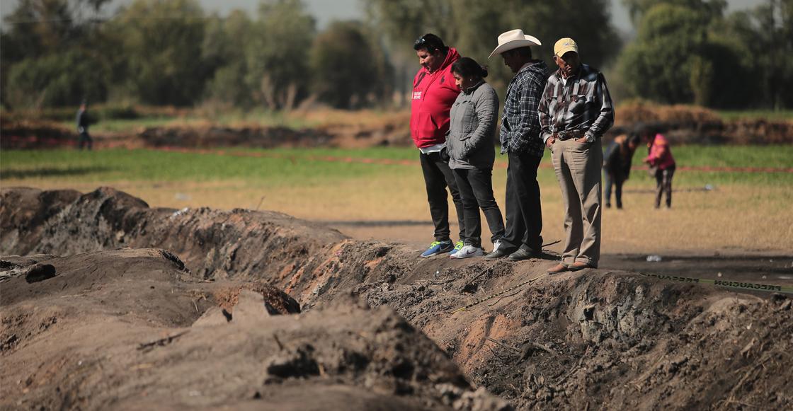 Aumenta a 107 el número de muertos por explosión en Tlahuelilpan, Hidalgo