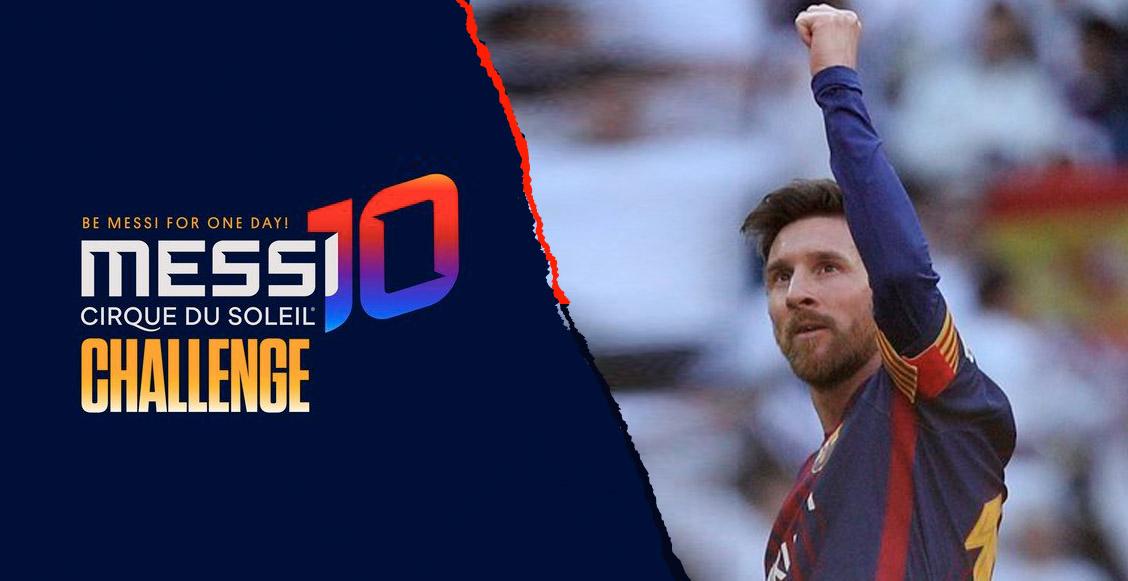 ¡El show de Messi en el Cirque du Soleil se estrena este año! Te decimos la fecha y lugar