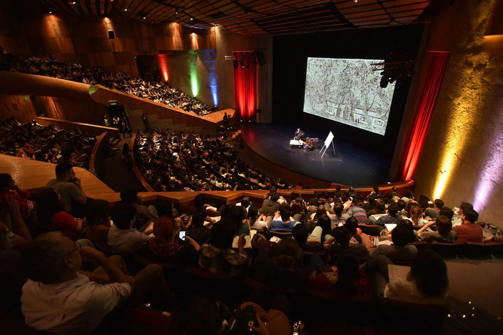 Esto es todo lo que debes saber de la 9ª edición del Festival de Cine de la UNAM