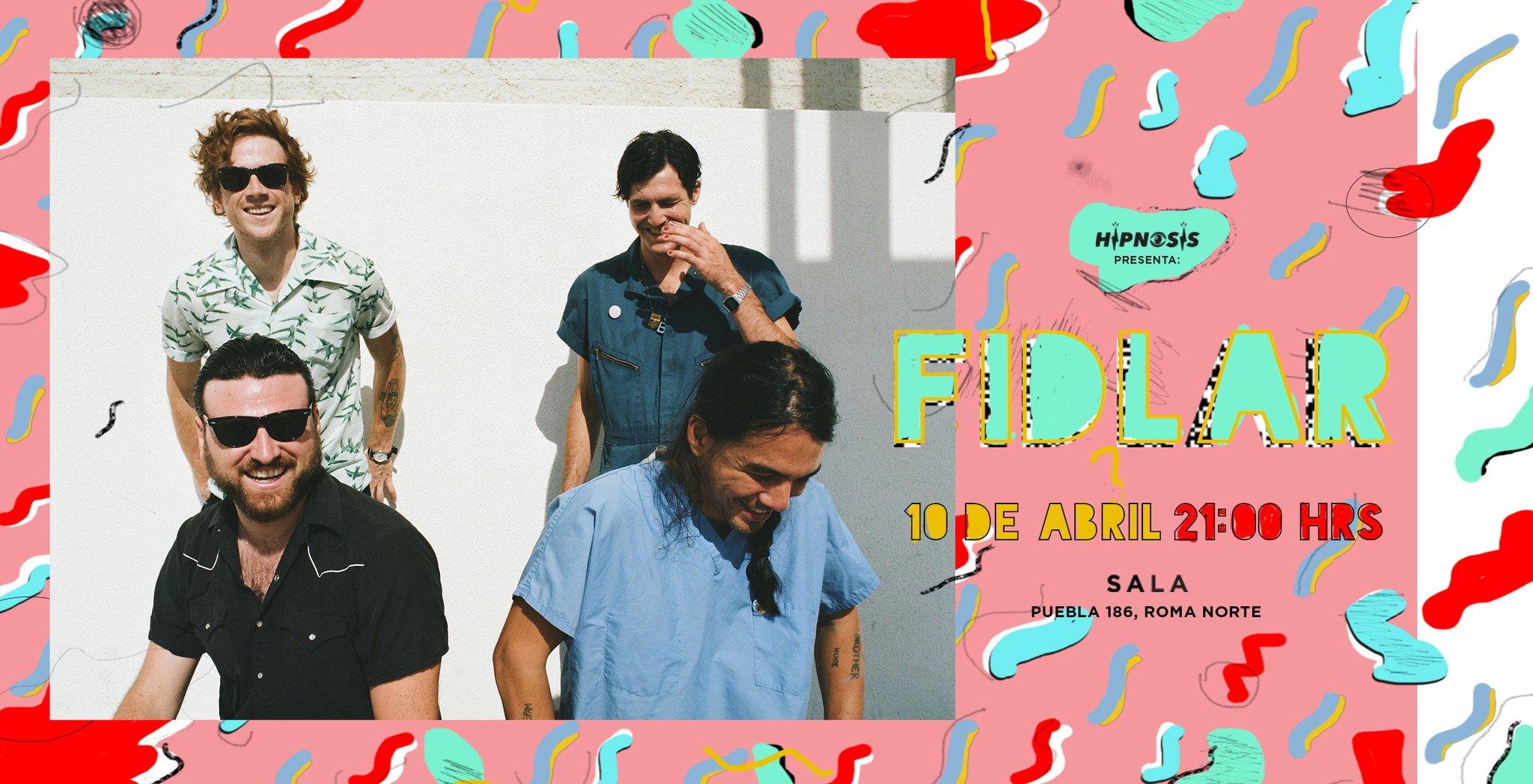 FIDLAR concierto México