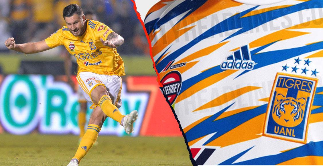 ¡Es bellísimo! Se filtró supuesto tercer uniforme de Tigres para el Clausura 2019