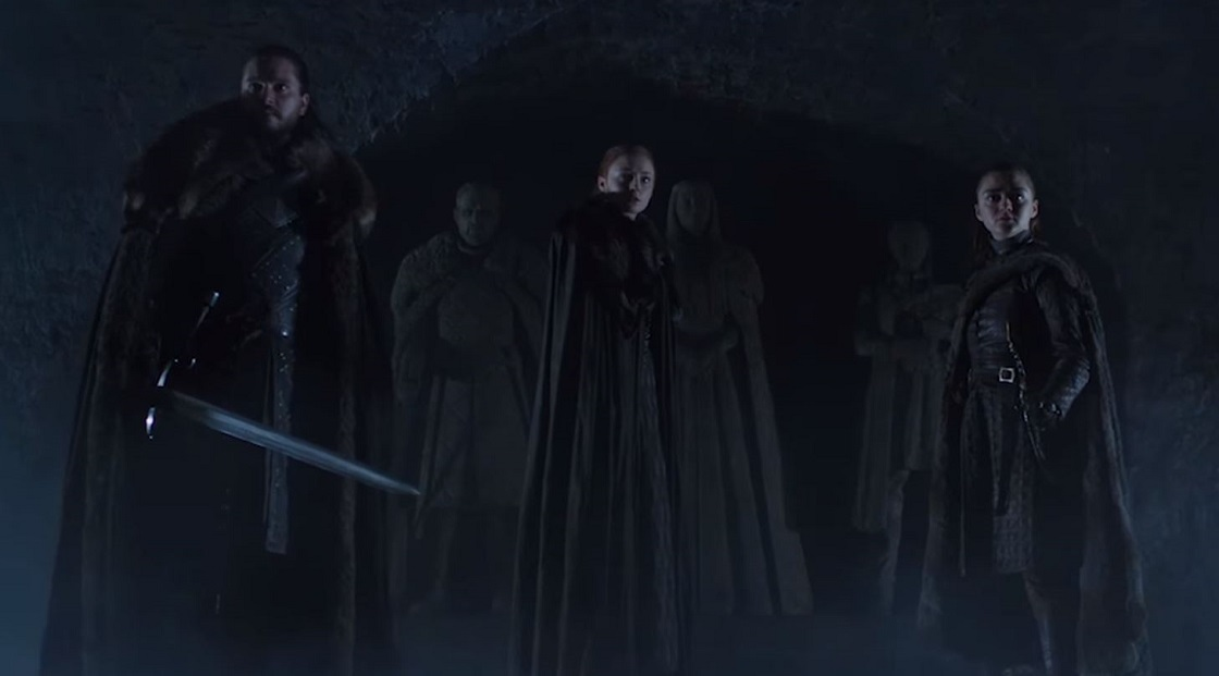 Game of Thrones - Teaser de la octava temporada